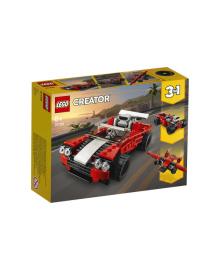 Конструктор LEGO спортивний автомобіль (31100), 5702016616064