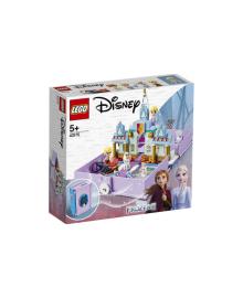 Конструктор LEGO Книга казкових пригод Анни і Ельзи (43175), 5702016618617