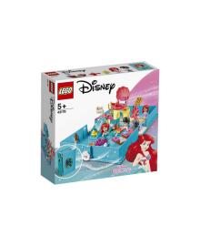 Книга сказочных приключений Ариэль LEGO 43176, 5702016618624