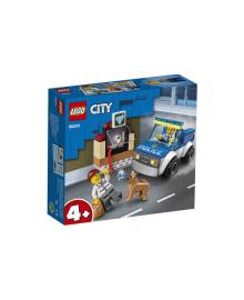 Конструктор LEGO Поліцейський загін з собакою (60241), 5702016617559