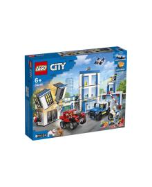 Конструктор LEGO Поліцейський відділок (60246), 5702016617801