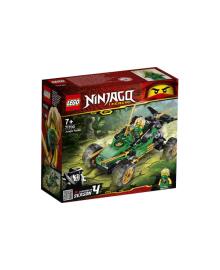Конструктор LEGO тропічний позашляховик (71700), 5702016616866
