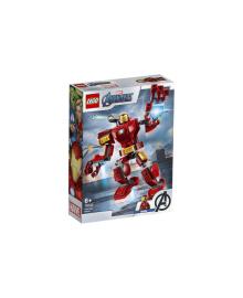 Залізний Людина: трансформер LEGO 76140, 5702016618020