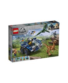Галимимус и Птеранодон прорыв LEGO 75940, 5702016616637