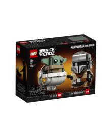 Конструктор LEGO Мандалорец і малюк (75317), 5702016899856