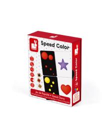 Настольная игра Janod Изучаем цвет J02699 (J02699) ERC-J02699