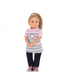 Кукла LORI 15 см Бариста Вера LO31111Z (LO31111Z) ERC-LO31111Z