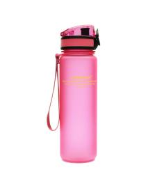 Бутылочка для спорта Uzspace Frosted розовая 500 мл