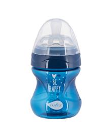 Бутылочка для кормления Nuvita Mimic синяя 150 мл