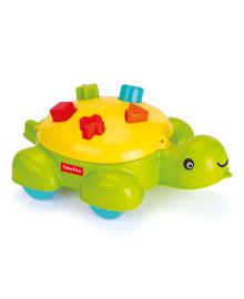 Сортер-каталка Fisher-Price Веселая черепаха
