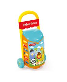 Тележка с шариками Fisher-Price