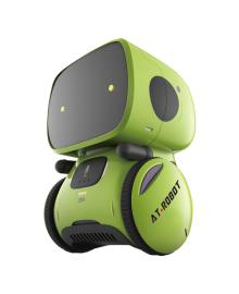 Интерактивный робот AT-Robot One Green (укр)