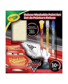Набор для творчества Crayola Тачки 3 с красками