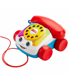"Игрушка-каталка ""Веселый телефон"" Fisher-Price"