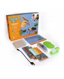 3DOОDLER START 3D-ручка 3Doodler Start для детского творчества - роботехники (96 стержней, 2 шаблона, аксессуары)