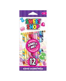 Набор ароматизированных карандашей Sweet Shop 12 шт