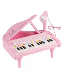 Игрушка пианино Baoli 1505B (розовый)
