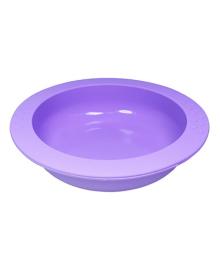 Глубокая тарелка Fissman Kids фиолетовая 360 мл  9590, 4895204195906