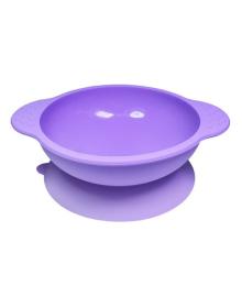 Глубокая тарелка Fissman Kids на присоске 360 мл  9592