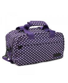 Сумка дорожная Members Essential On-Board Travel Bag 12.5 Purpl Polka (SB-0043-PP) (927844) (5015504366359)