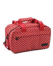 Сумка дорожная Members Essential On-Board Travel Bag 12.5 Red Polka (SB-0043-RP) (927843) (5015504371353)
