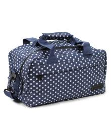 Сумка дорожная Members Essential On-Board Travel Bag 12.5 Navy Polka (SB-0043-NP) (927842) (5015504351355)
