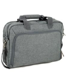 Сумка дорожная Rock Madison Flight Bag 10 Grey (SB-0044) (926393) (5038504430400)