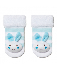 Носки Conte Kids Rabbit smile white, р. 10-12 18С-263СП, 4810226431825, 4810226431818