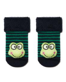 Носки Conte Kids Frog smile, р. 8-10 18С-263СП, 4810226431818, 4810226431825