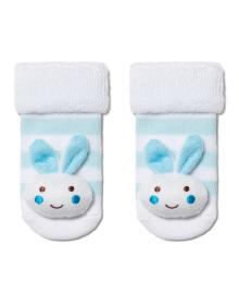 Носки Conte Kids Rabbit smile white, р. 8-10