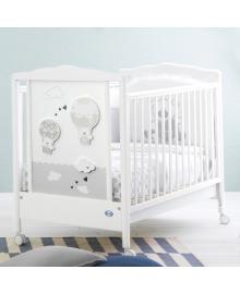 Кроватка Pali Bonnie Baby White