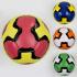 М'яч футбольний F 22062 (60) 4 кольори 260-280 грам, розмір №5 видати МІКС