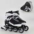 Детские ролики Best Roller 9003 L (6) колеса PU, без света , в сумке , d = 7.6 см 39-42