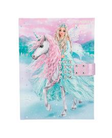 Дневник с кодом и звуком Fantasy Model Ледяная Красавица
