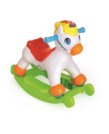 Качалка-каталка Пони Hola Toys 987ht, 6944167198719