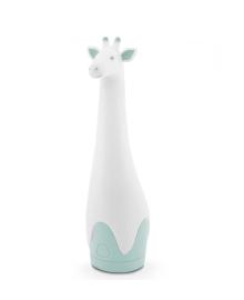 Ночник фонарик в детскую Жираф Gina blue