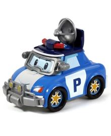 Машинка Поли с аксессуаром