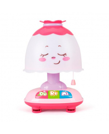 Игрушка Hola Toys Ночник с музыкой 1107 1107ht, 6944167168774