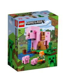 LEGO® Minecraft™ Дом-свинья 21170