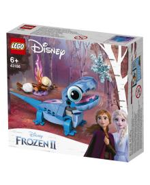 LEGO® I Disney Princess™ Складывающаяся фигурка саламандры Бруни 43186