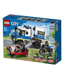 LEGO® City Полицейская машина для перевозки заключенных 60276
