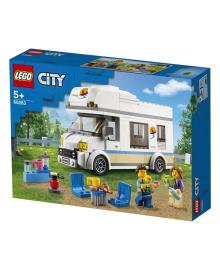 LEGO® City Каникулы в доме на колесах 60283