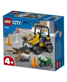 LEGO® City Пикап для дорожных работ 60284