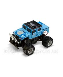 Машинка на радиоуправлении Джип 1:58 Great Wall Toys 2207 (голубой)
