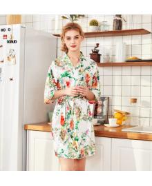 Халат домашний женский Мальва Berni Fashion TZYA-1058