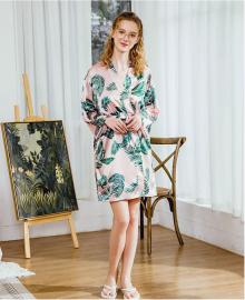Комплект домашний женский 4 в 1 Вайя Berni Fashion TZYA-1302