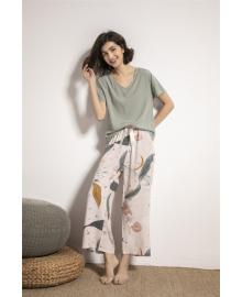 Комплект женский домашний 2 в 1 Flight Berni Fashion DIYAQ