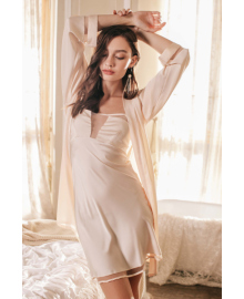 Комплект домашний женский 2 в 1 Pleasure Berni Fashion SSLK-P7001