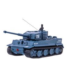 Танк микро р/у 1:72 Tiger со звуком (серый) Great Wall Toys DIS-GWT2117-4
