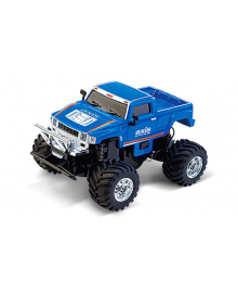 Машинка на радиоуправлении Джип 1:58 Great Wall Toys 2207 (синий) DIS-GWT2207-4